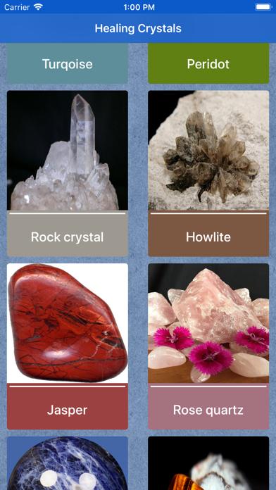 点击获取Healing stones