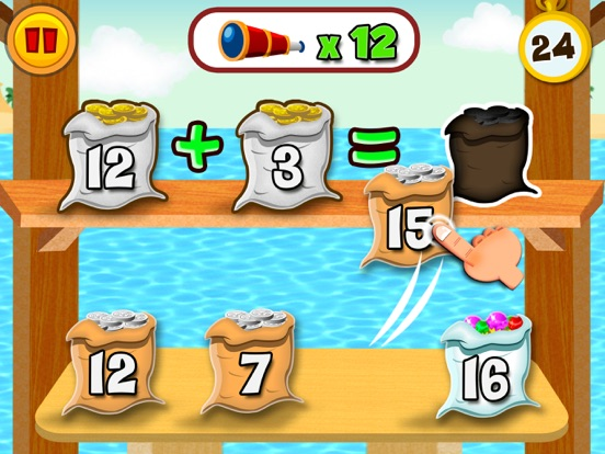 Math Land: Addition for kids Screenshots