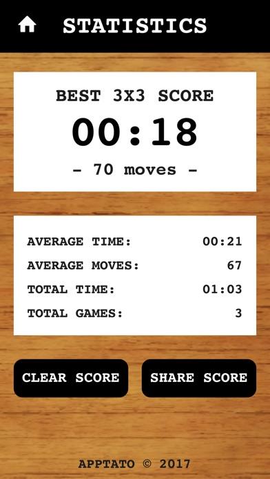 数字のパズル 3X3 screenshot1