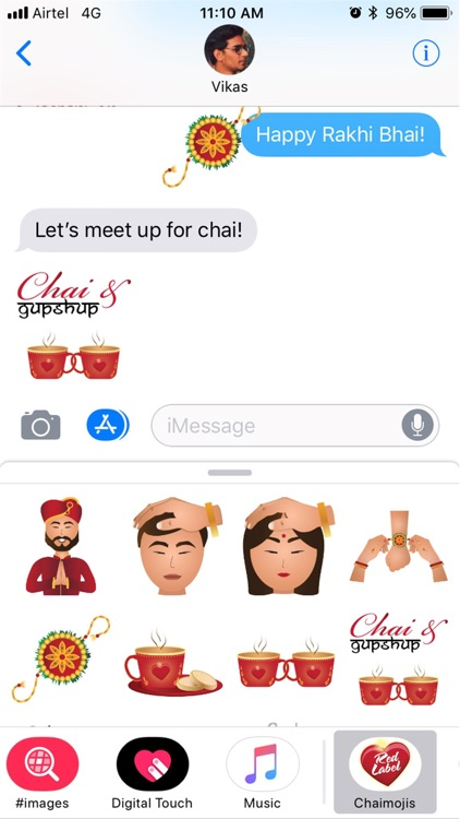 Chaimojis Stickers