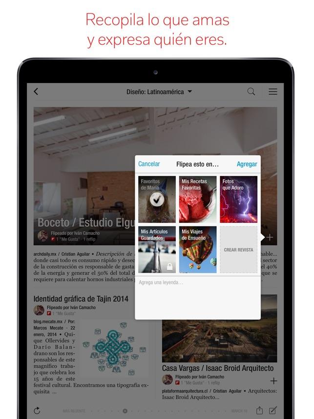 Flipboard en App Store