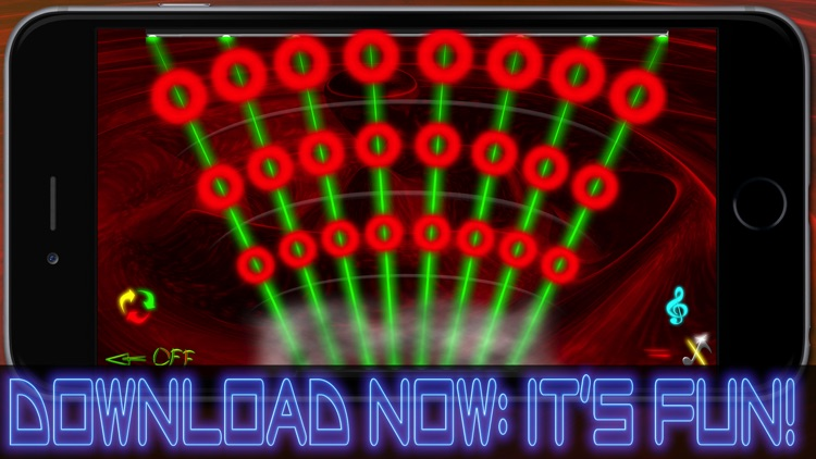 Laser Piano Pro screenshot-4