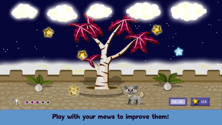 Mew: The Celestial Kittens screenshot-2