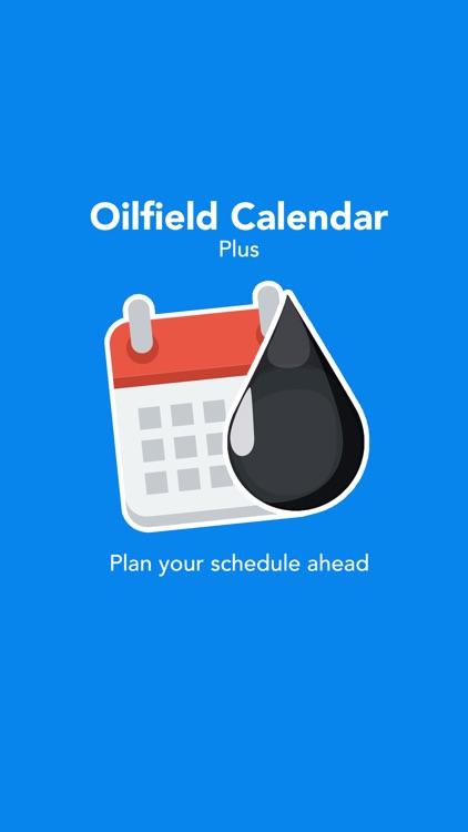 Oilfield Calendar Plus