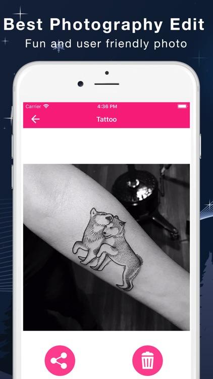 Tatoo Maker - Tatoo My Photo