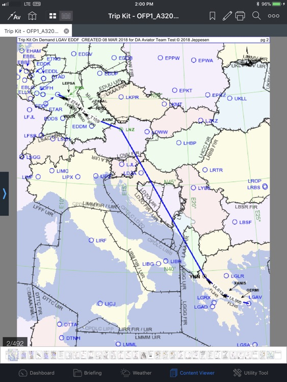 Jeppesen Aviator screenshot-4