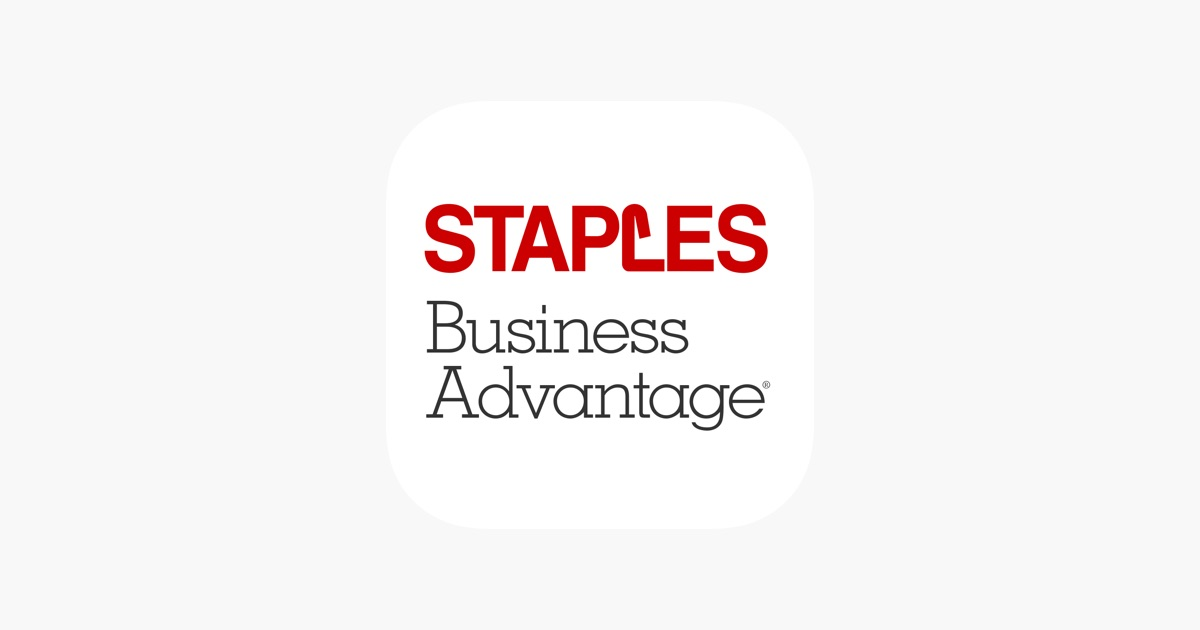 Staples Business Advantage on the App Store
