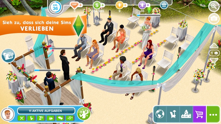 Die Sims™  FreePlay screenshot-2