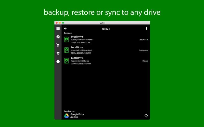 点击获取Sync - Backup and Restore