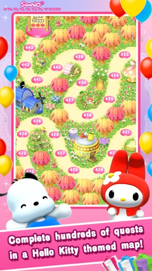 Hello Kitty Jewel Town On The App Store