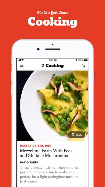 NYT Cooking screenshot-0