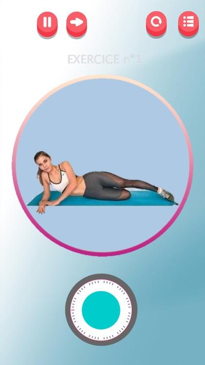 Butt Workout Max -Female App screenshot-3