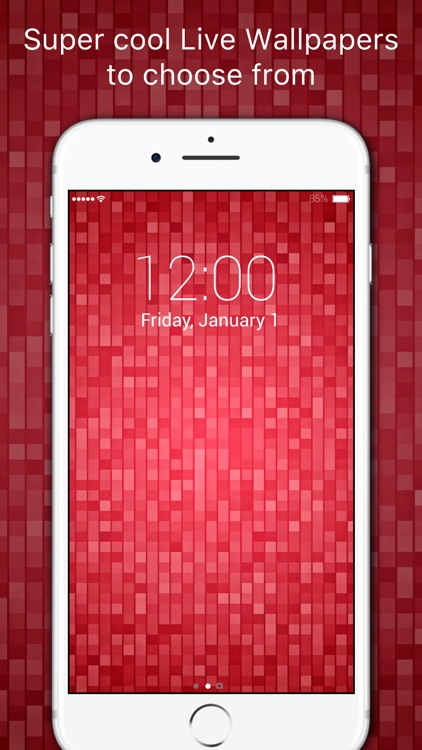 Live Wallpapers : New live wallpapers for iPhone screenshot-3