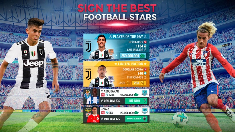 Fantasy Manager Soccer 2019 screenshot-3