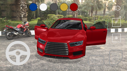 AR Car Simulatorのおすすめ画像3