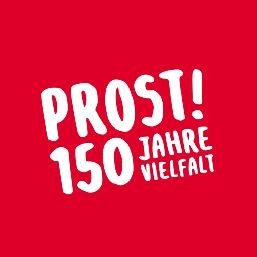 150 Jahre Getränke Geins by Johannes Woelfl