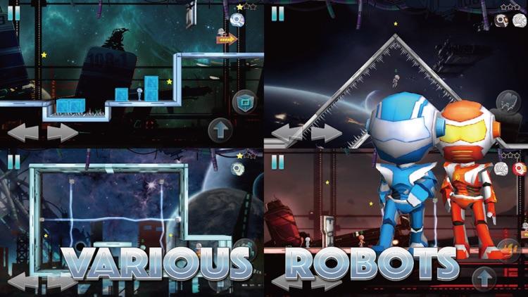 Robot Bros Space