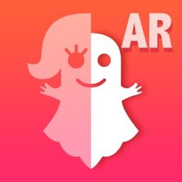 Ghost Lens AR Fun Video Editor
