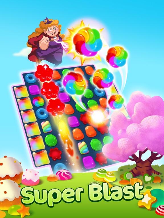 Скачать игру Jellipop Match