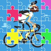 拼图游戏—经典手机拼图小游戏