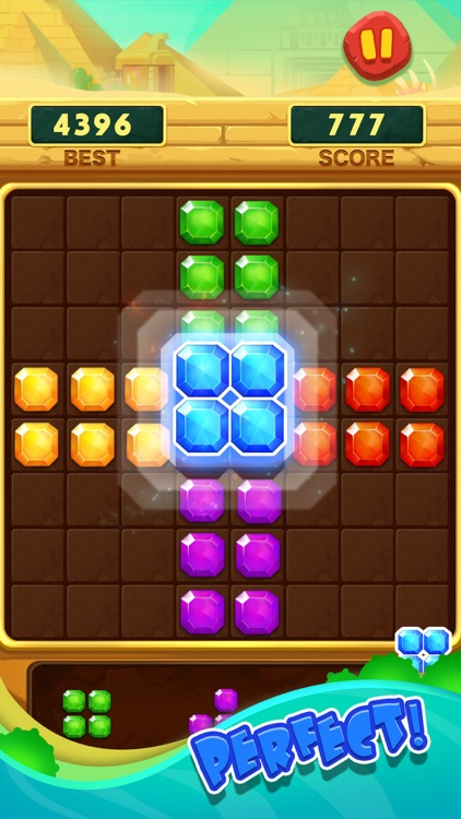 Block Puzzle - Blast Jigsaw screenshot-2