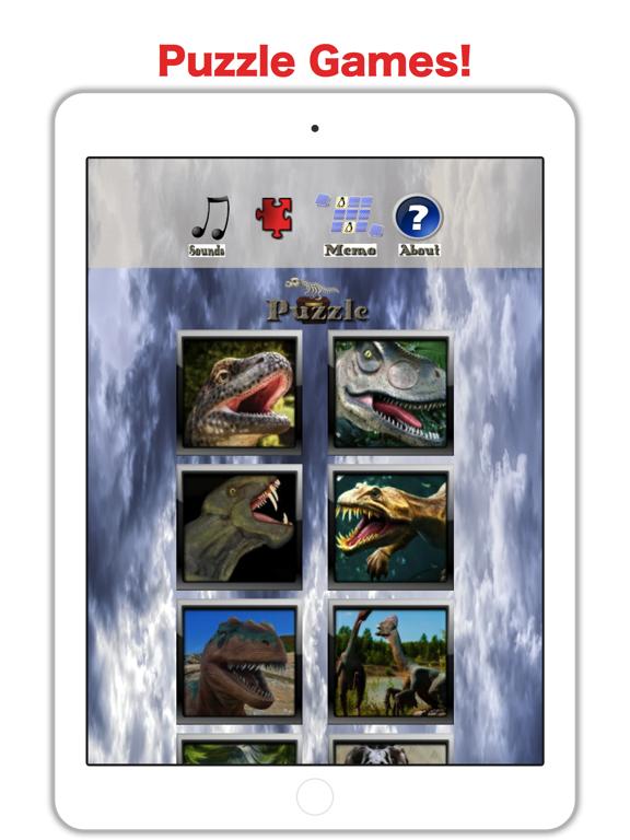恐竜の世界!子供のためのディノスのおすすめ画像2
