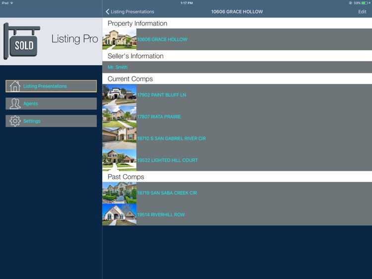 Listing Pro - Real Estate