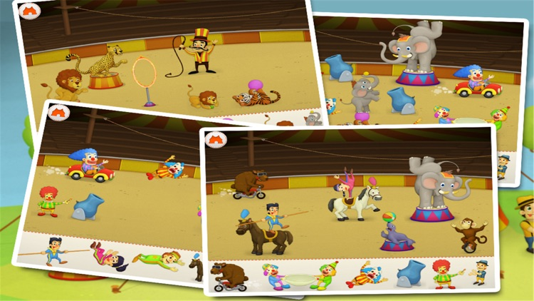 Fun at the circus screenshot-3
