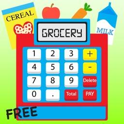 Learning Cash Register Grocery