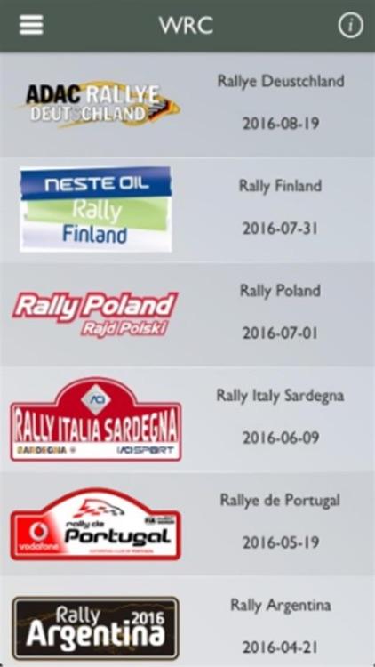 Rally Live screenshot-3
