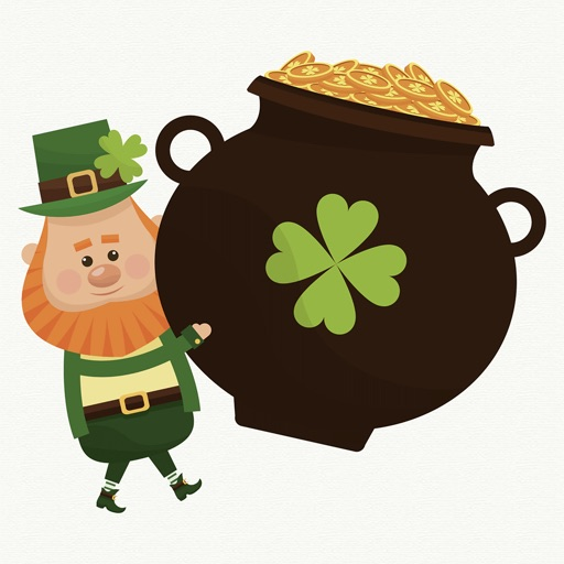 Happy Saint Patrick's Day icon