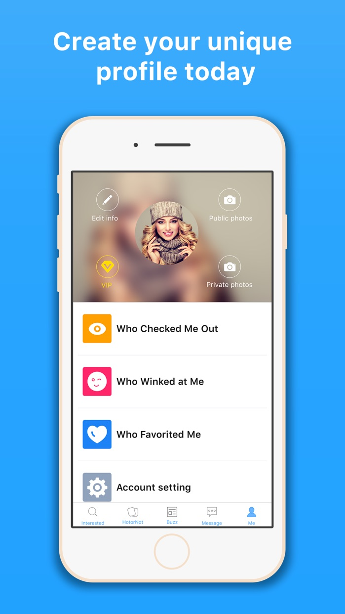 AffairD: Affair Dating App Screenshot