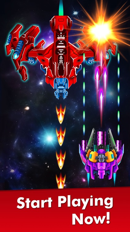 Galaxy Attack: Alien Shooter screenshot-7