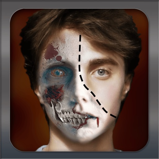 Zombie Games - Face Makeup Cam