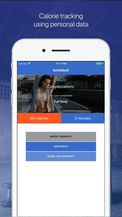 Kettlebell Workouts by Fitify screenshot-3
