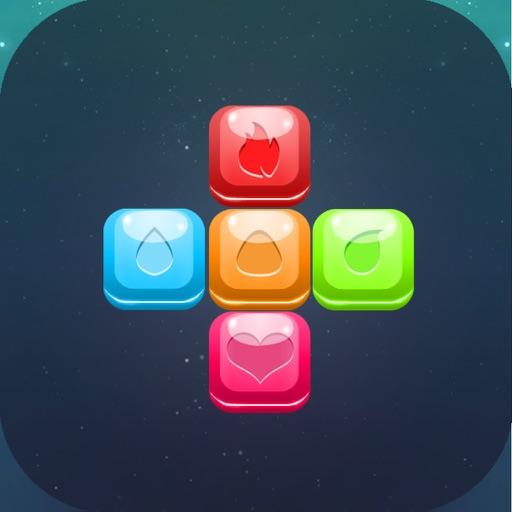 趣味堆方块-开心休闲消消乐小游戏
