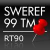 Viatact AB - Svenska koordinater - SWEREF 99 TM - RT90 bild
