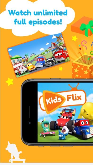 Screenshot #6 for Kids Flix: TV Episodes & Clips