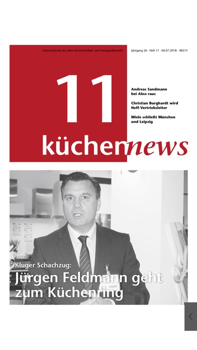 küchennewsScreenshot von 2