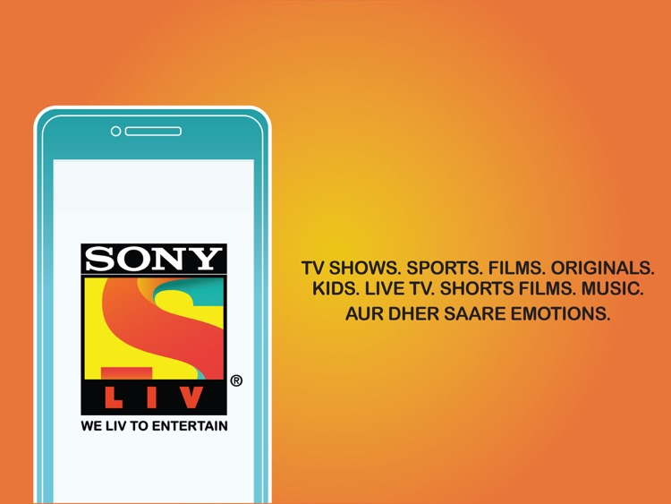 SonyLIV-LIVE Cricket TV Movies by Sony Pictures Networks India