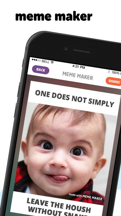 Meme Generator Meme Maker App