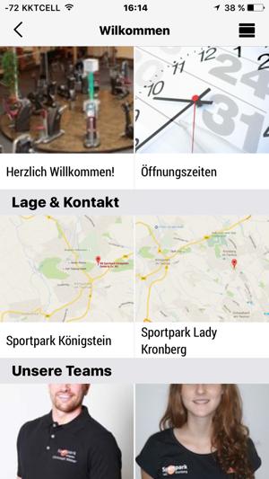 Sportpark königstein