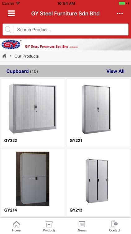GY Steel Furniture Sdn Bhd screenshot-3