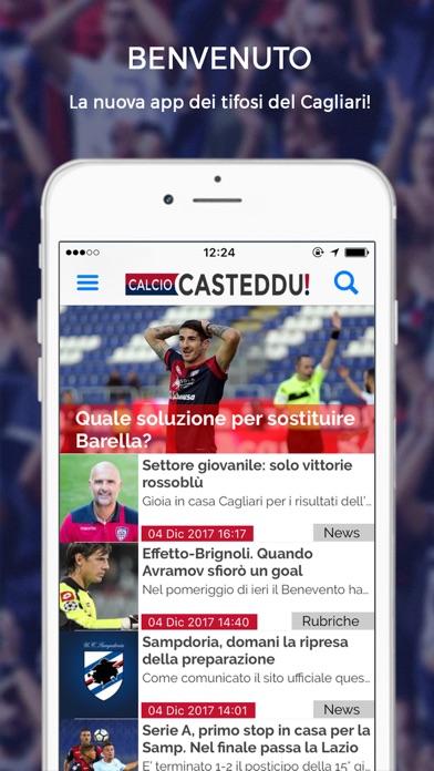Calcio Casteddu screenshot 1