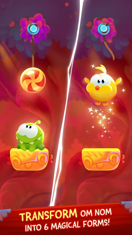 Cut the Rope: Magic GOLD screenshot-1