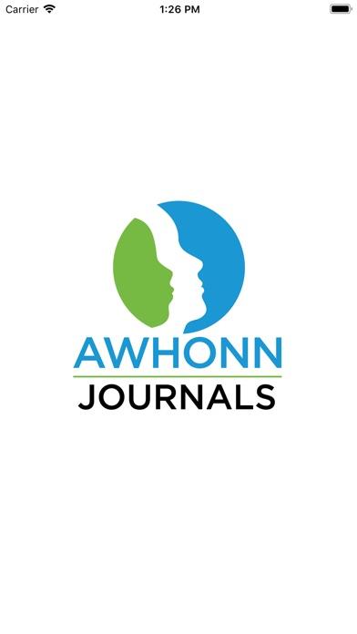 Awhonn Journals review screenshots