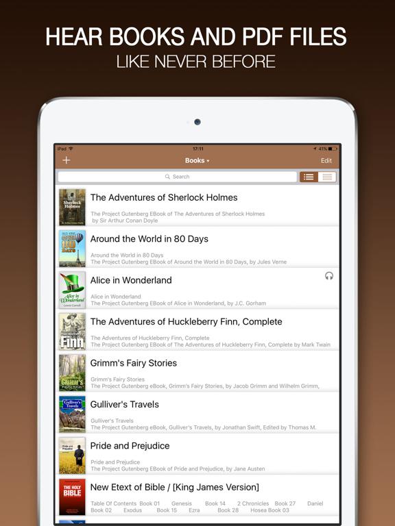 vBookz Audiobooksのおすすめ画像1