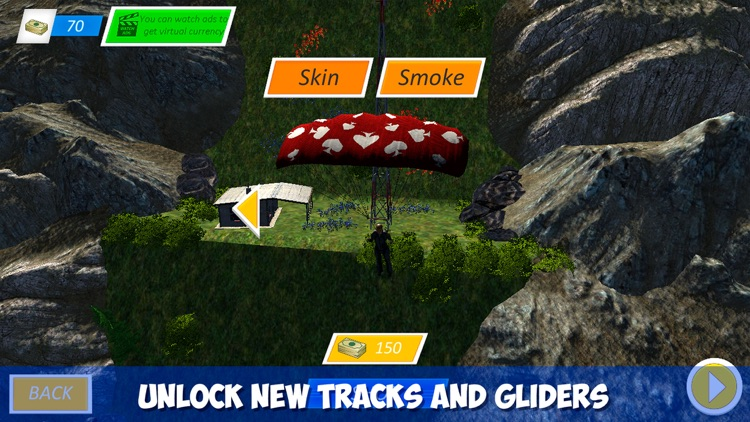 Paragliding Sport Simulator 3D screenshot-3