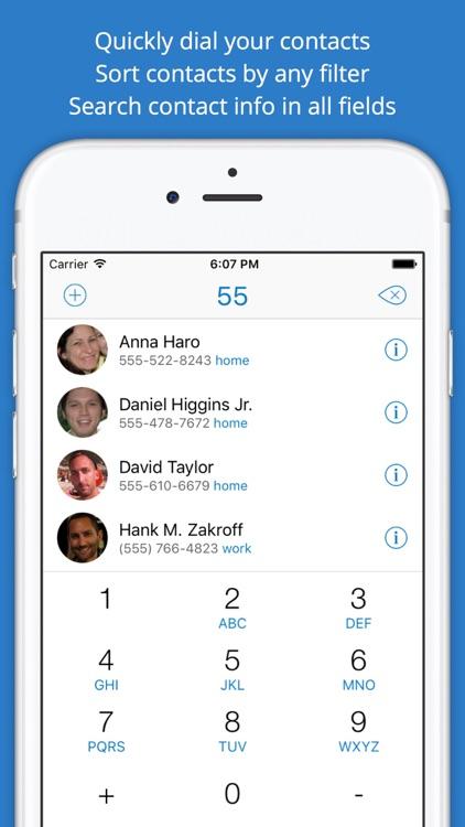 ContactsXL screenshot-4