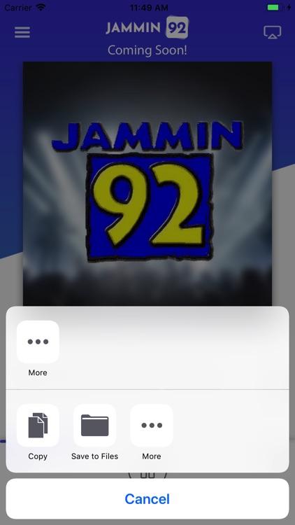 Jammin' 92 screenshot-4